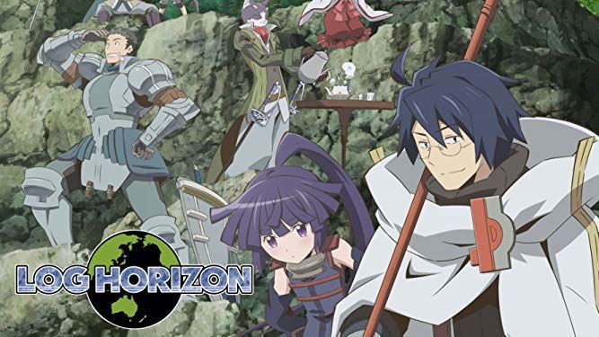 Featured image for Log Horizon: Entaku Houkai – Episode 1