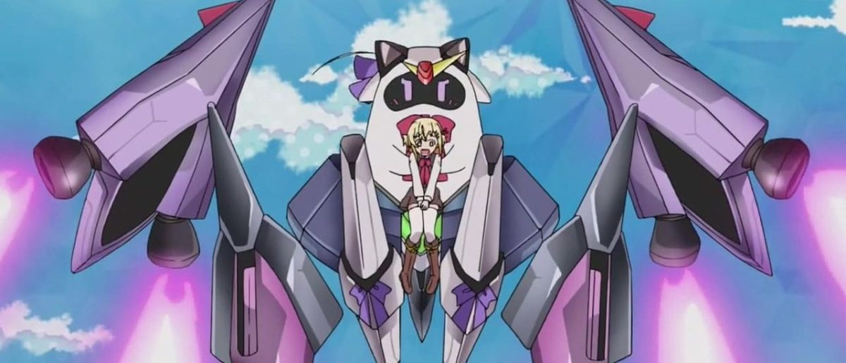 Featured image for Fragglepuss Anime Review 296: Null & Peta