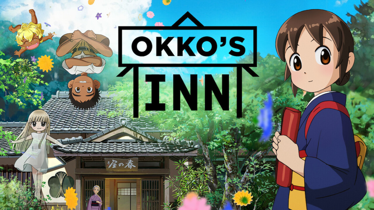 Featured image for Fragglepuss Anime Review 297: Okko's Inn / Wakaokami wa Shougakusei! Movie