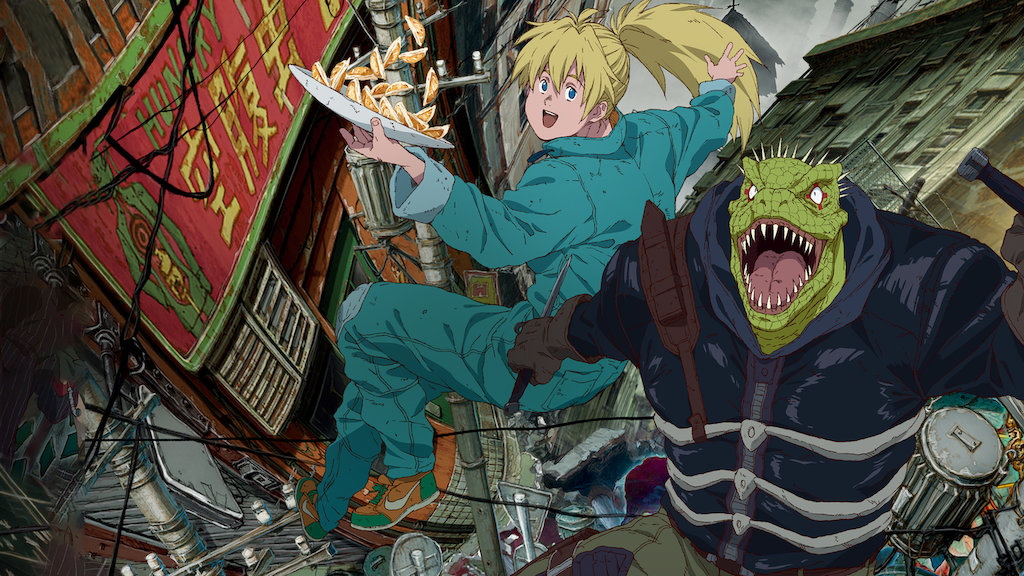 Featured image for Fragglepuss Anime Review 298: Dorohedoro