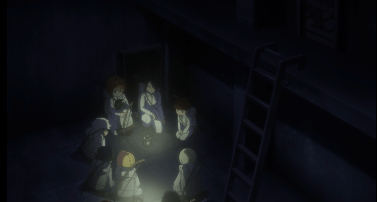 Background image for The Promised Neverland Season 2, Episode 4: Charting New Territory