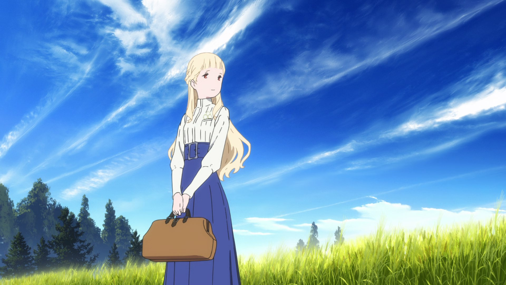 Featured image for Maquia and the Beauty of Parting