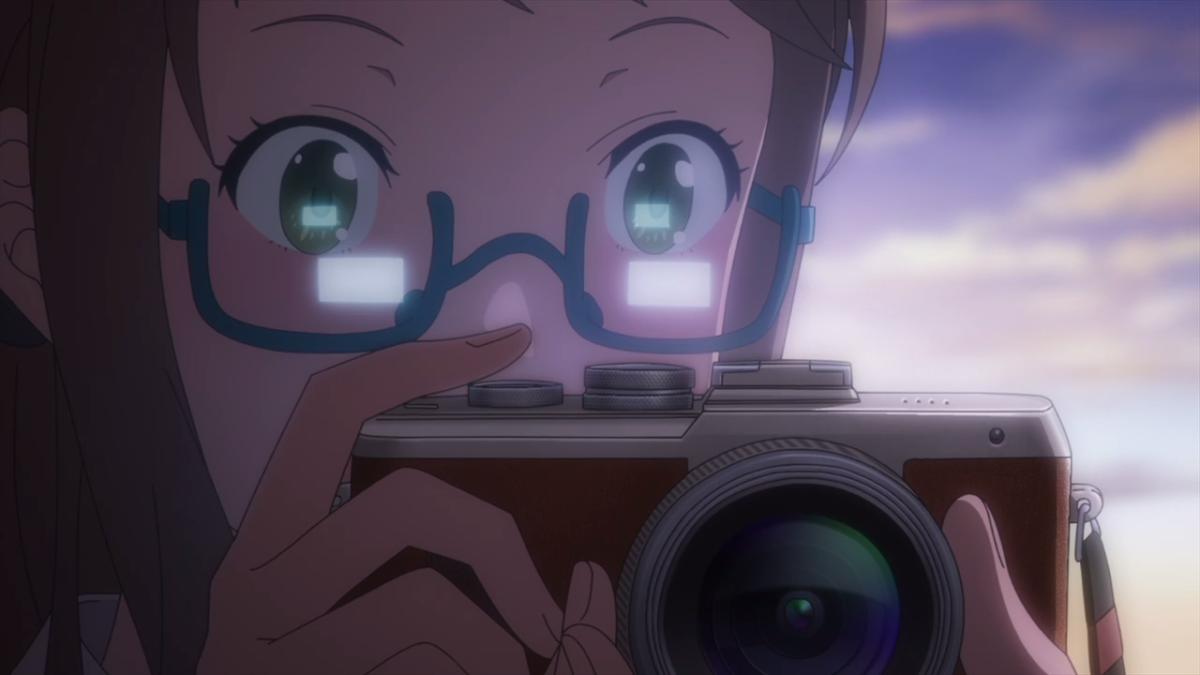 Featured image for Irozuku Sekai no Ashita kara – Episode 7