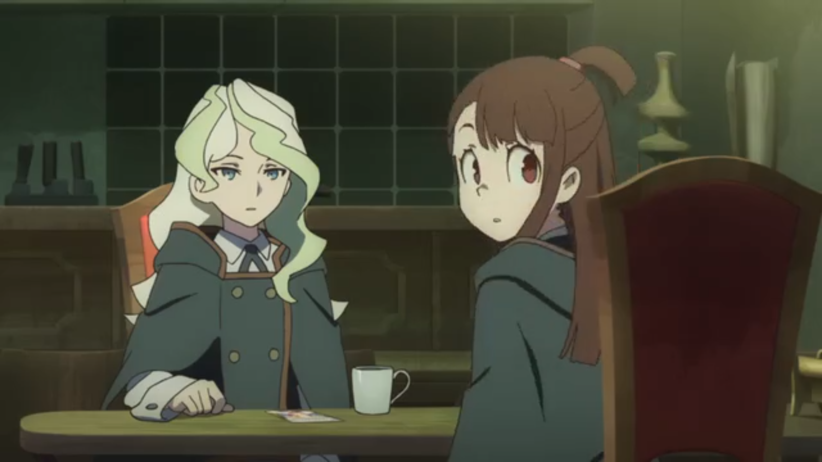 Featured image for Little Witch Academia: A Good Trigger anime?