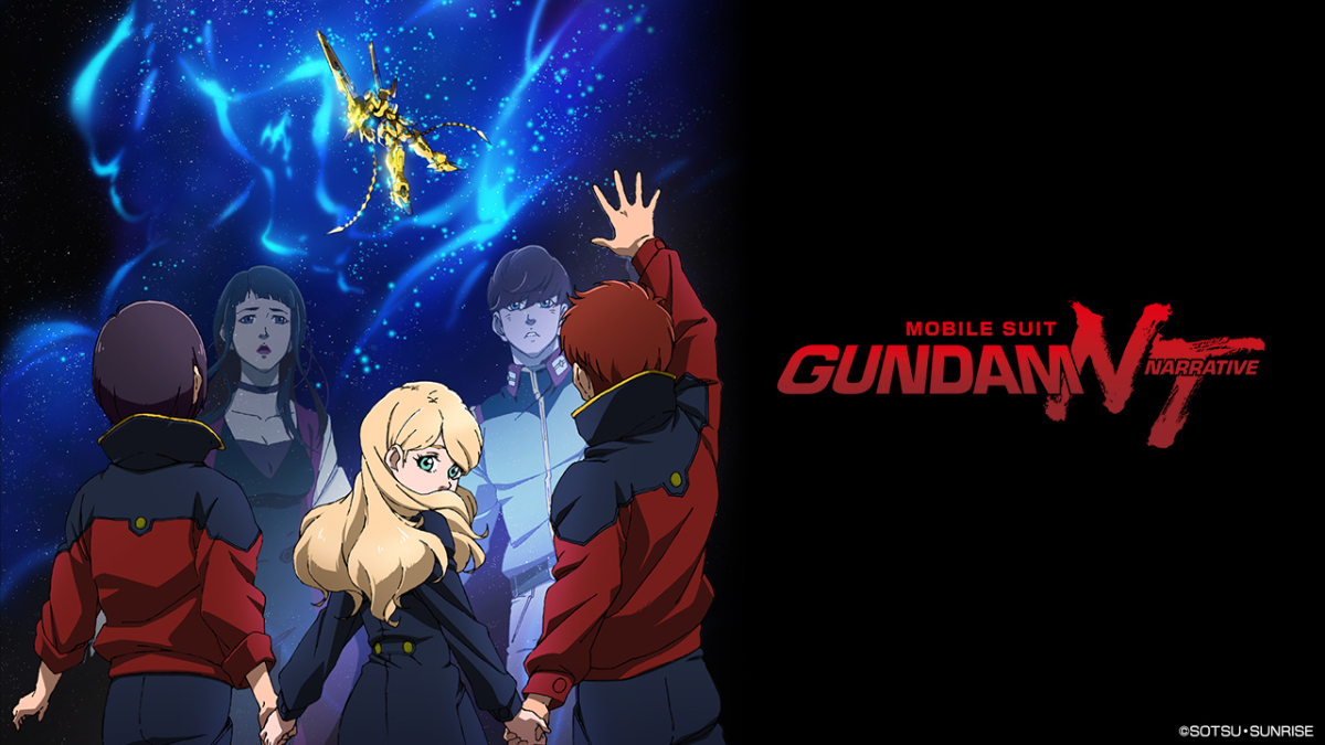 Background image for Anime Review 174 Gundam Narrative