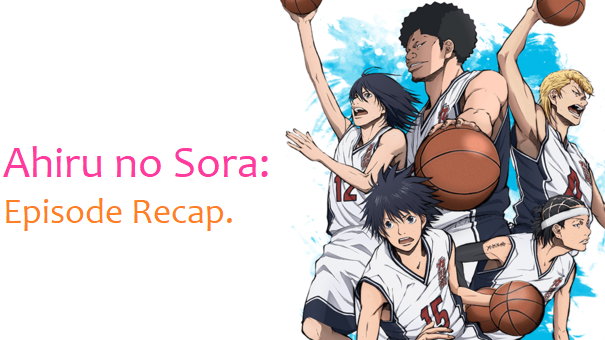 Featured image for Ahiru no Sora: A Binge-Watch To The End.