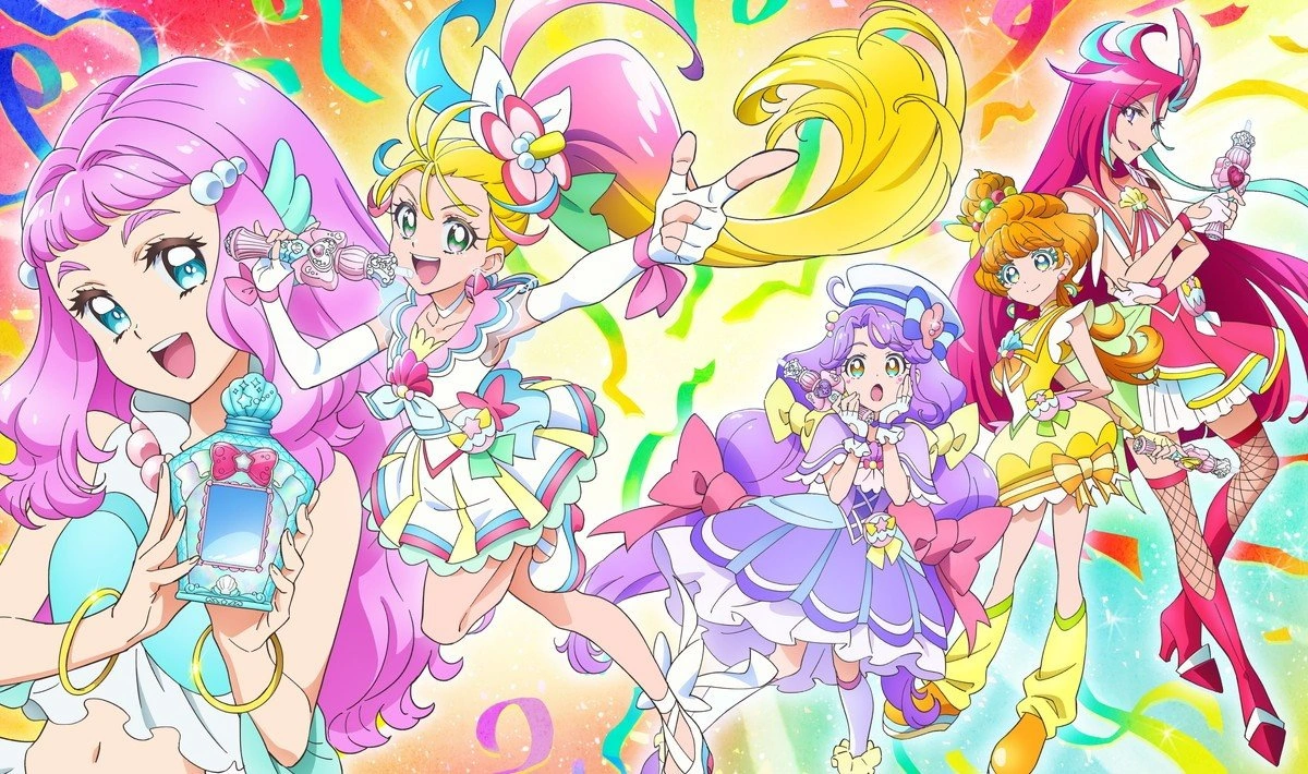 Featured image for Tropical-Rouge! Precure Premieres Feb. 28
