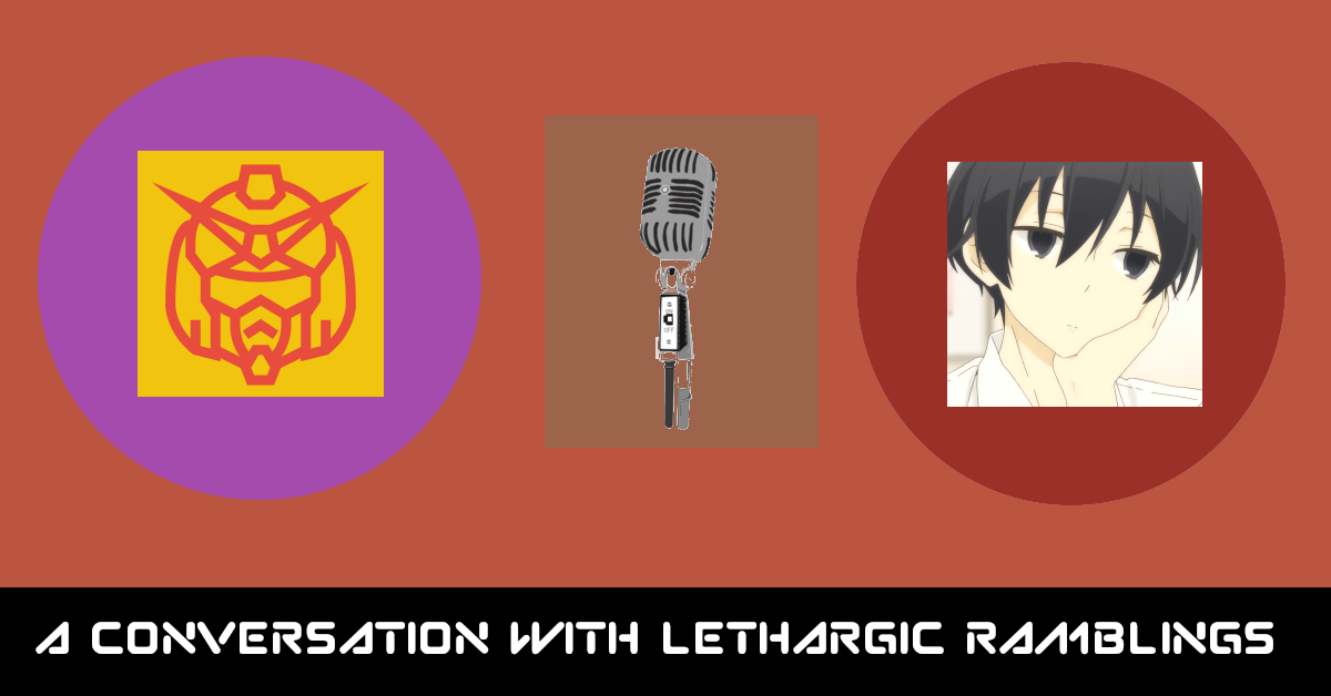 Featured image for A Conversation With Lethargic Ramblings