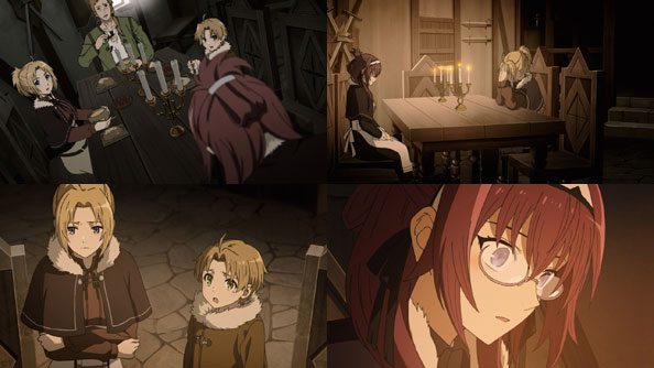 Featured image for Mushoku Tensei: Jobless Reincarnation – 04 – Making It Work