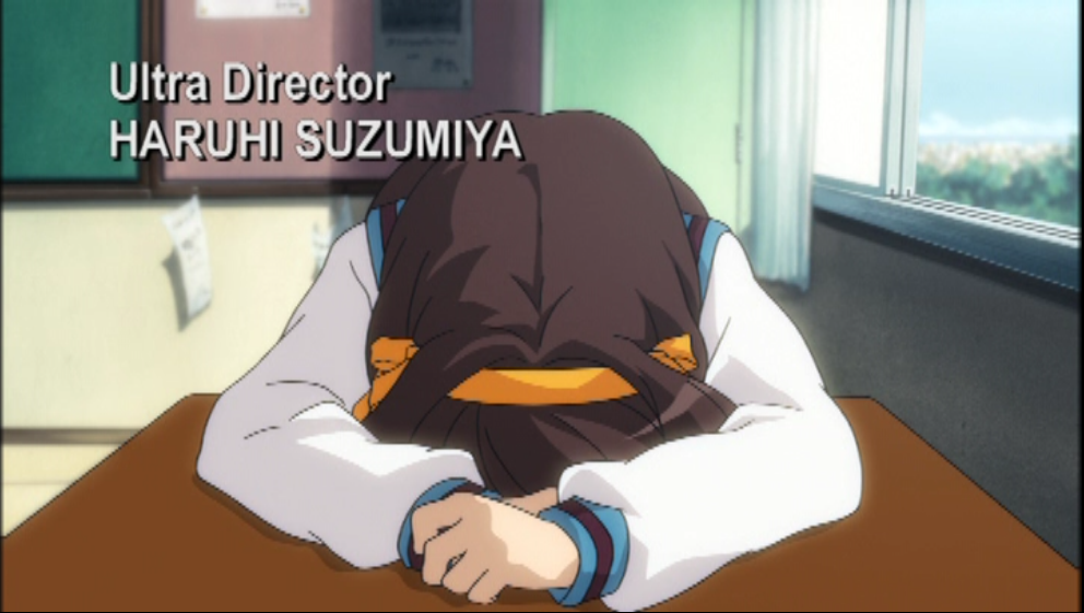 Featured image for Is Haruhi a manic pixie dream girl