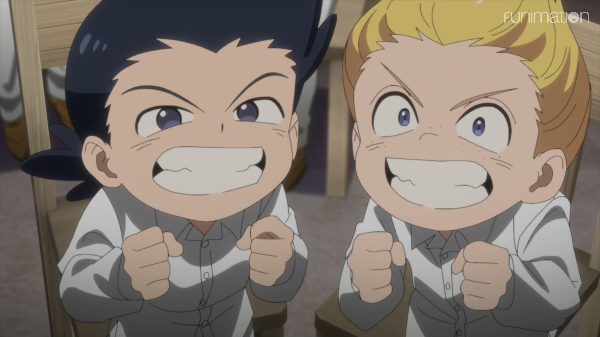 Featured image for The Promised Neverland Season 2 Episode 4: Demon Ex Machina?