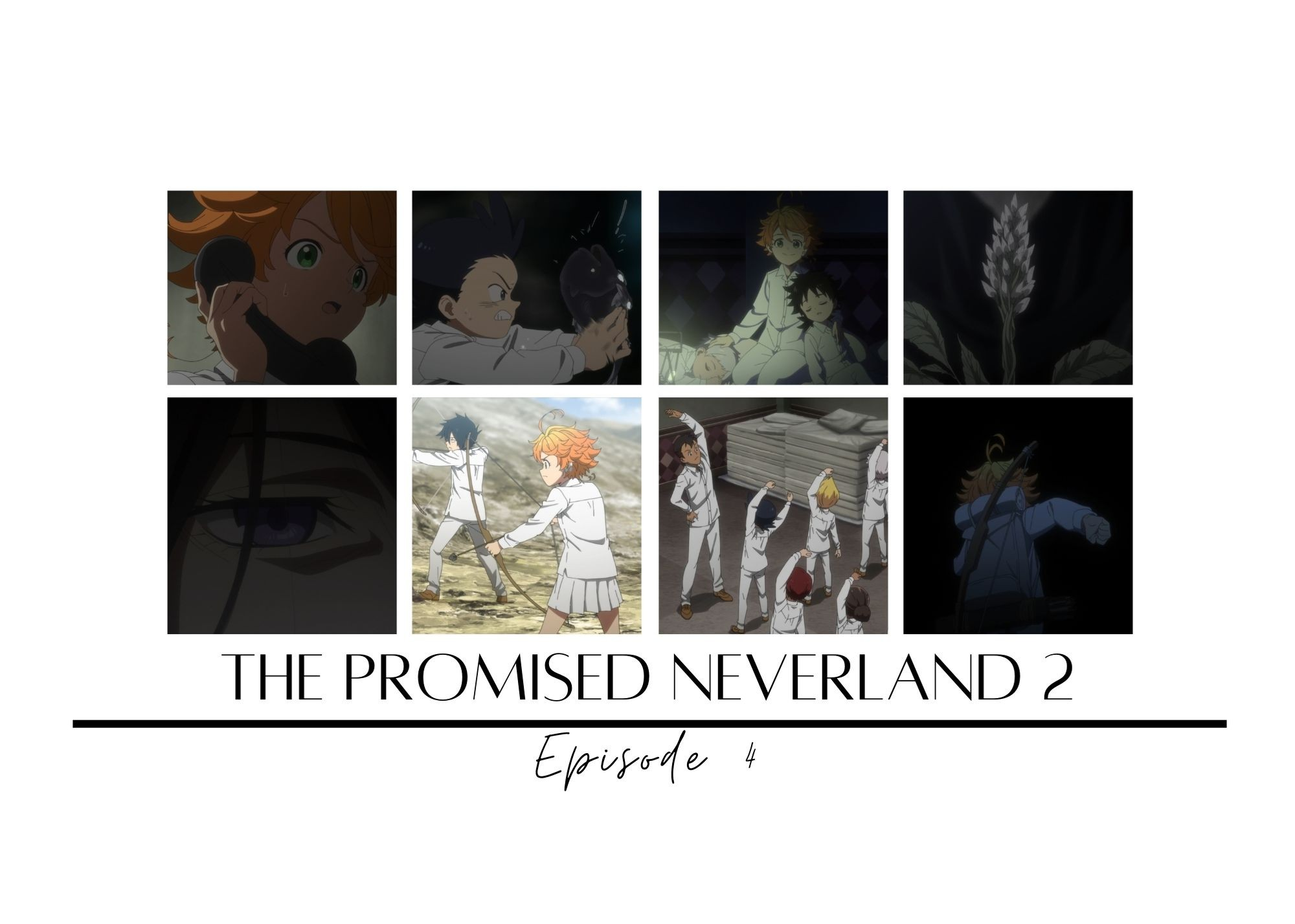 Featured image for The Promised Neverland 2 episode 4