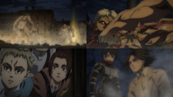 Featured image for Attack on Titan – 67 – A Few Miscalculations