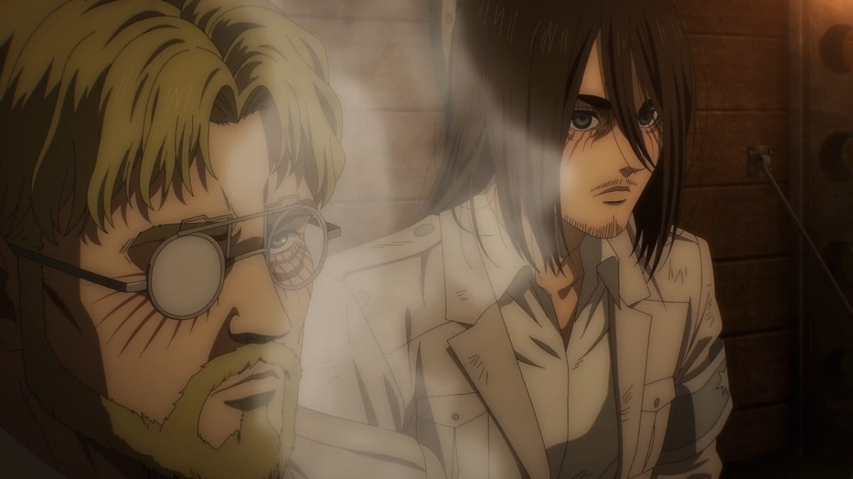 Featured image for The Other Sharp Shooter – Attack on Titan Season 4 Episode 8 Review
