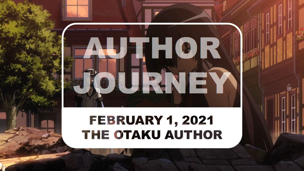 Featured image for Author Journey (February 1, 2021)