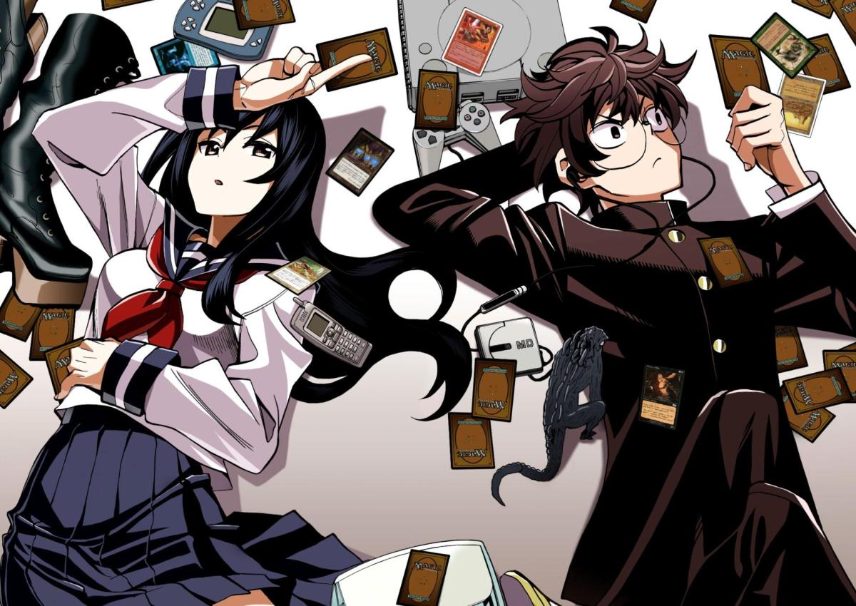 Featured image for The Manga Shelf: Cardboard Romance in DESTROY ALL OF HUMANITY, IT CAN'T BE REGENERATED