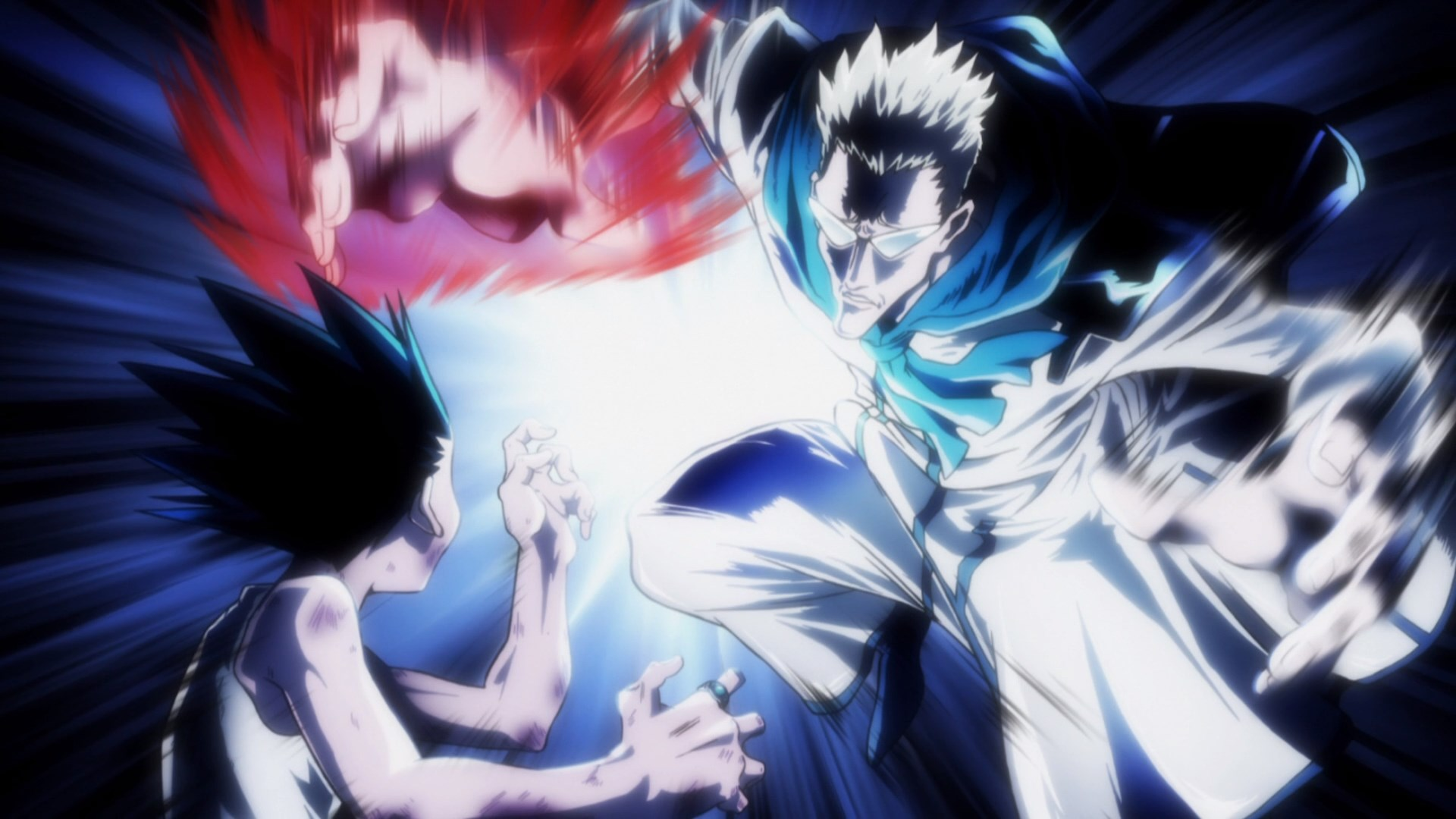 Featured image for Why It Works: The Madness of Hunter x Hunter's Hero