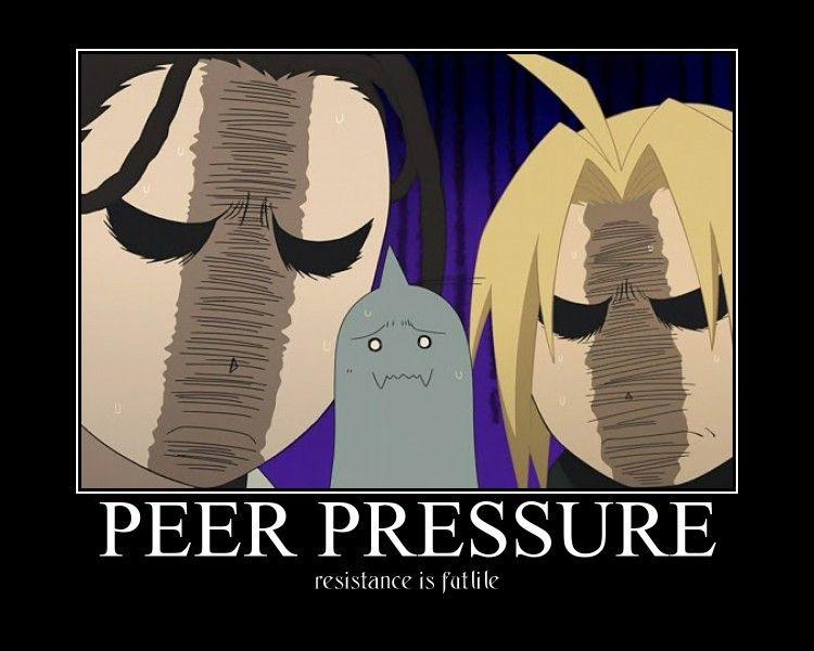 Featured image for Under Pressure: Peer Pressure Tag