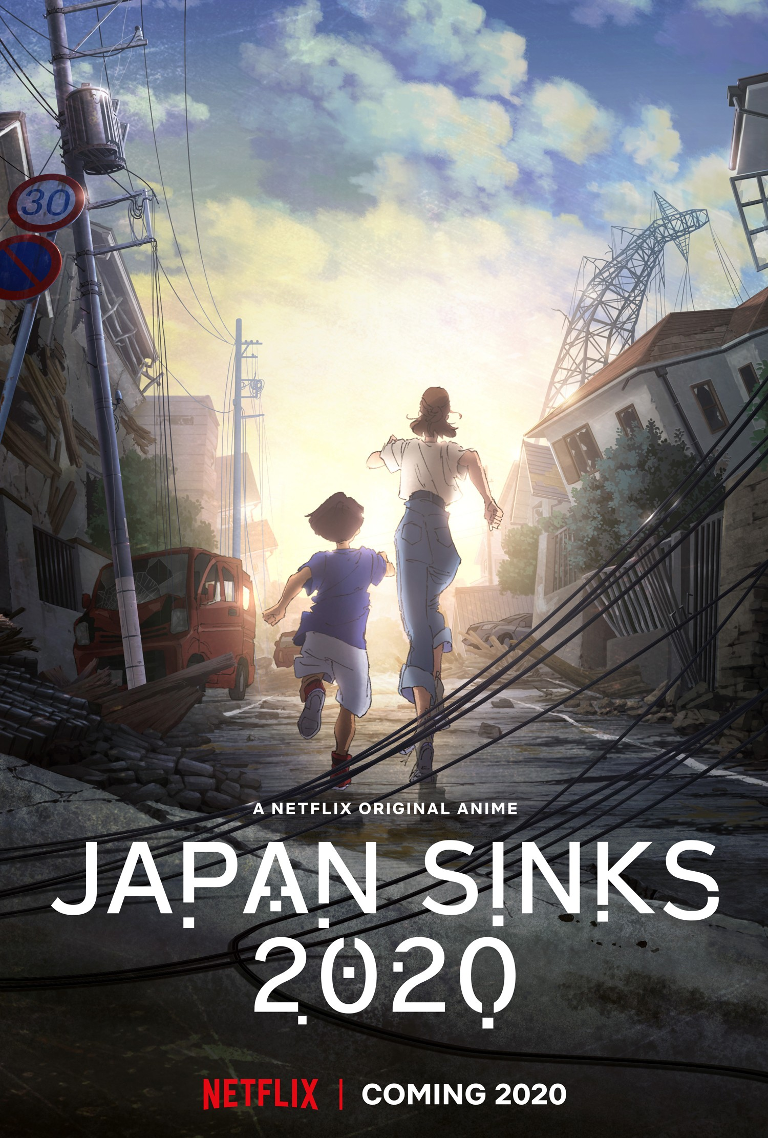 Featured image for *Guest Post* 2020 the Anime: Japan Sinks-2020