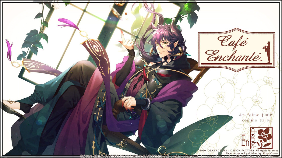 Featured image for Café Enchanté Otome Review – Sip, Sip, Fall in Love