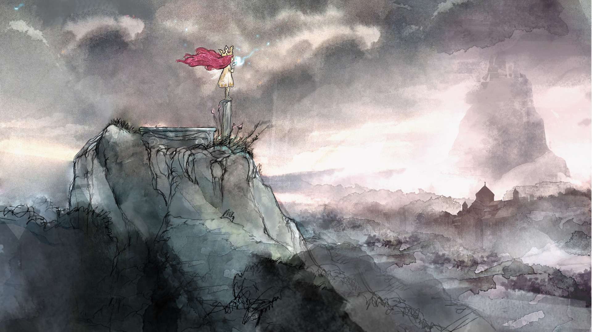 Featured image for child of light