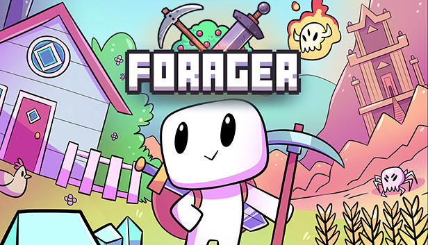 Featured image for My Current Gaming Obsession – Forager