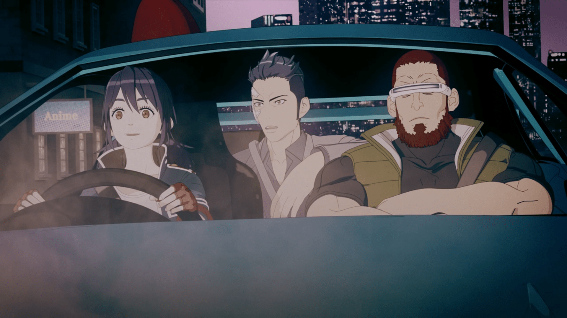 Featured image for Weekly Round-Up, 27 January – 2 February 2021: Bigotry at Toei, INKR Translator Rates, and Building Better Cyberpunk