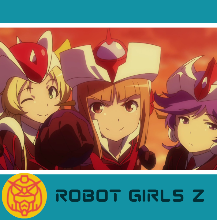 Featured image for Robot Girls Z: Comedic Chaos