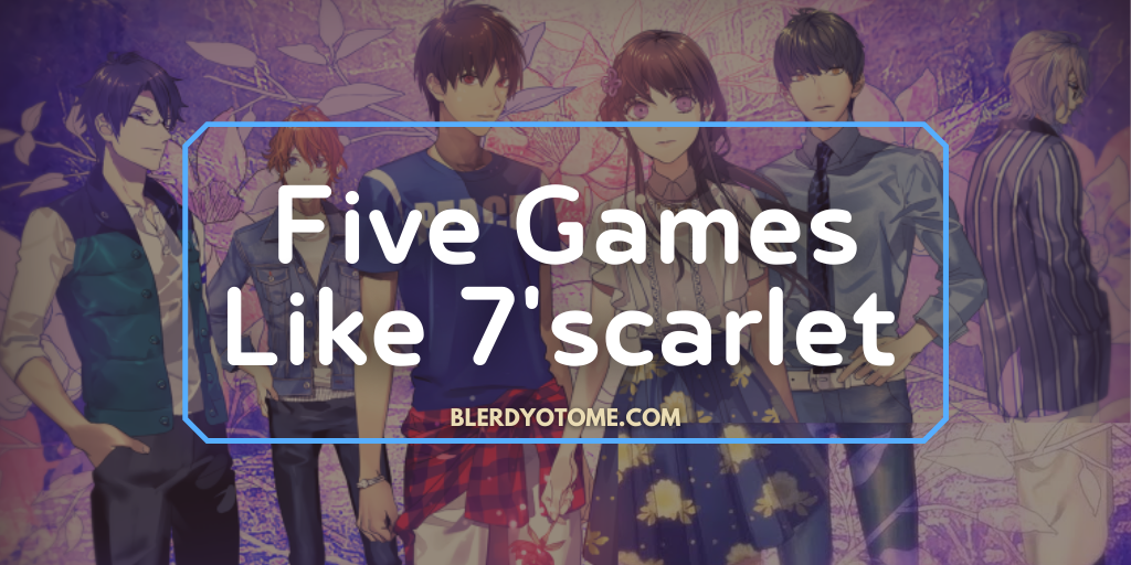 Featured image for 5 Games Like 7'scarlet