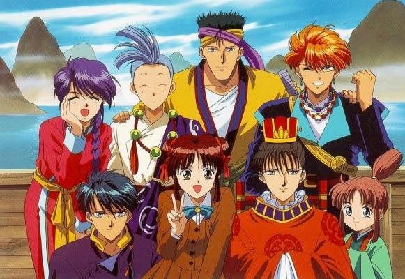 Featured image for Fushigi Yuugi (TV & OVA)