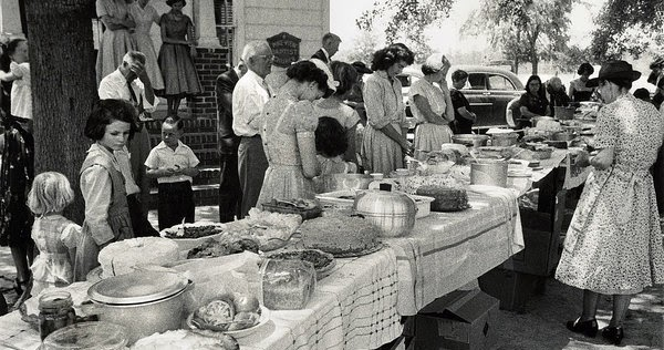 Featured image for The Potluck Parable