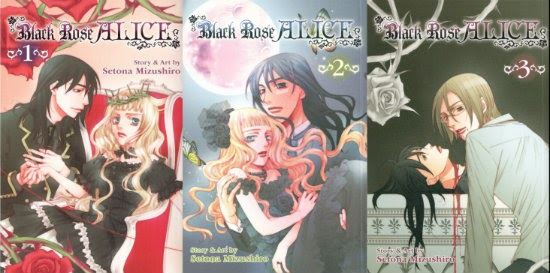 Featured image for Black Rose Alice (GN 1-3)