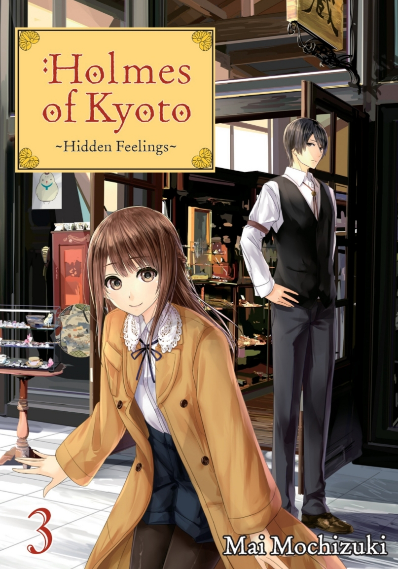 Featured image for Holmes of Kyoto Vol. 3 Review