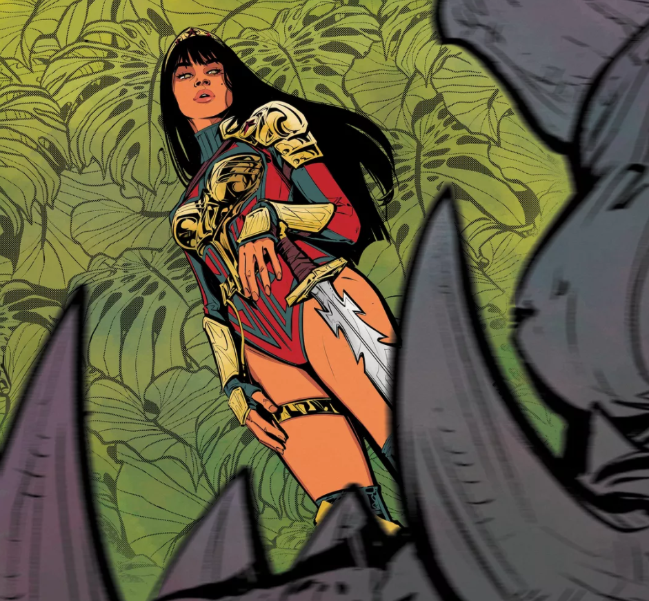 Featured image for Future State: Wonder Woman Vol 1