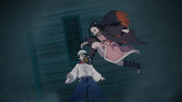 Featured image for Demon Slayer: Kimetsu no Yaiba – 10 – Just Like Family