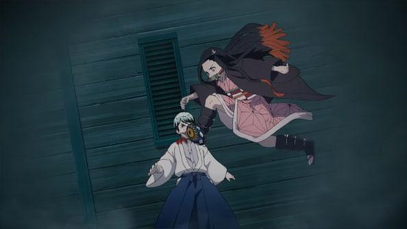 Featured image for Demon Slayer: Kimetsu no Yaiba – 10 – Just Like Family