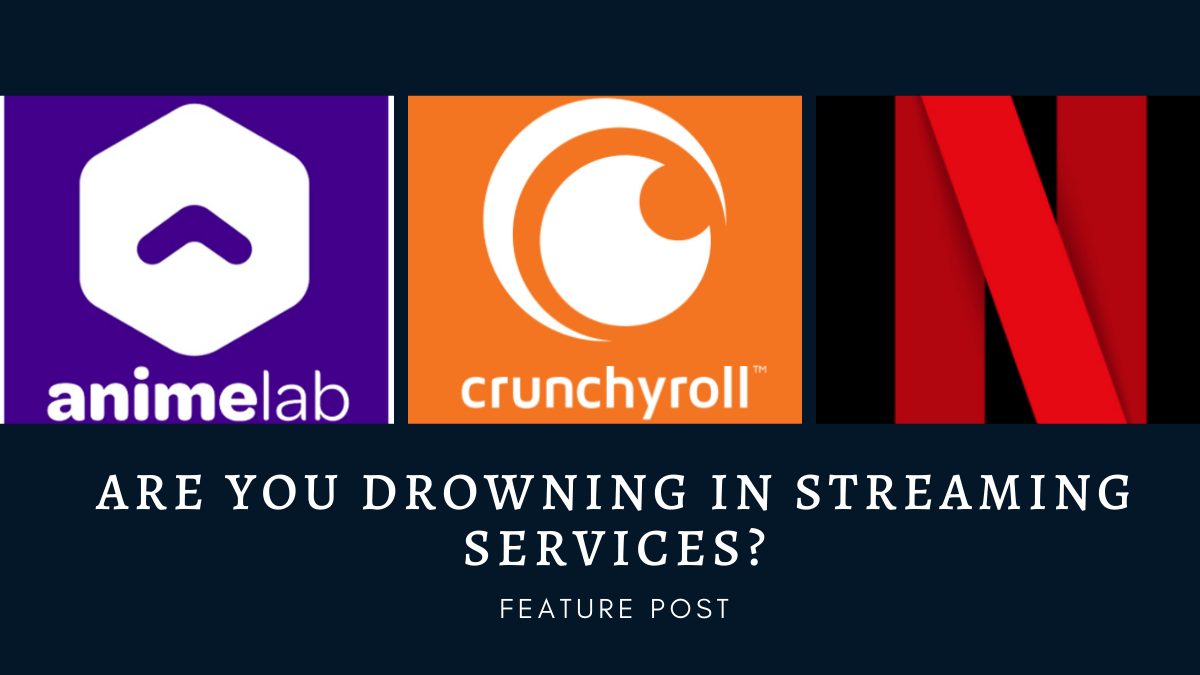 Featured image for Are You Drowning in Streaming Services?