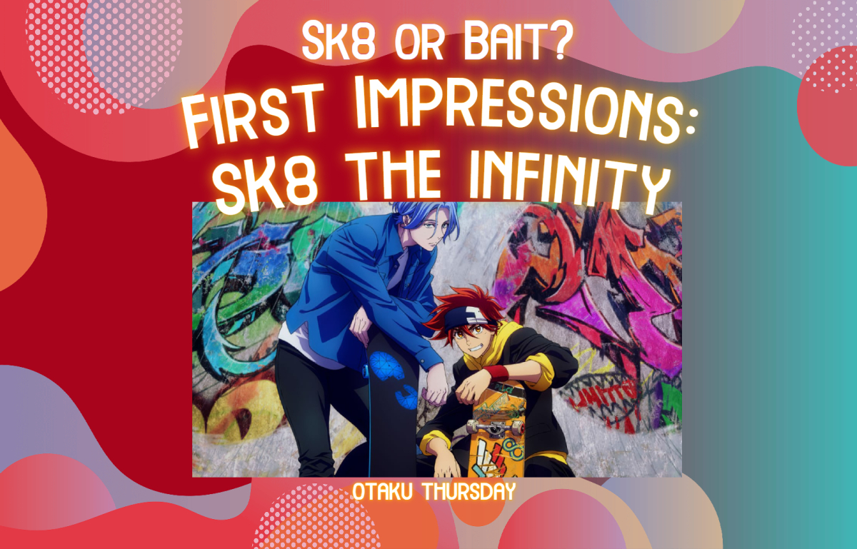 Featured image for SK8 or BAIT?! : First Impressions – SK8 The Infinity