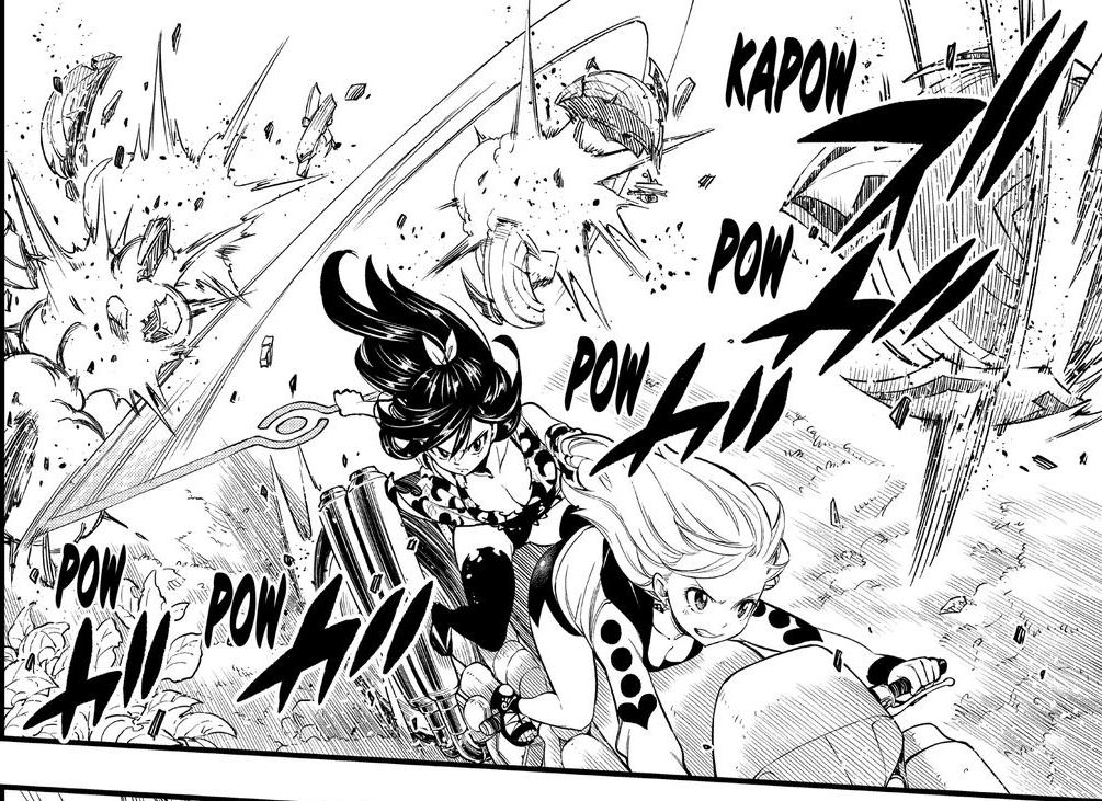 Featured image for The Cathartic PUNCH IN THE FACE! Edens Zero Chapter 128 BREAKDOWN
