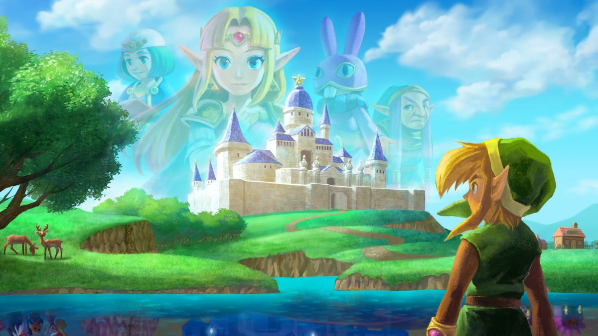 Featured image for Old Zelda Games Are My Geek Comfort Food