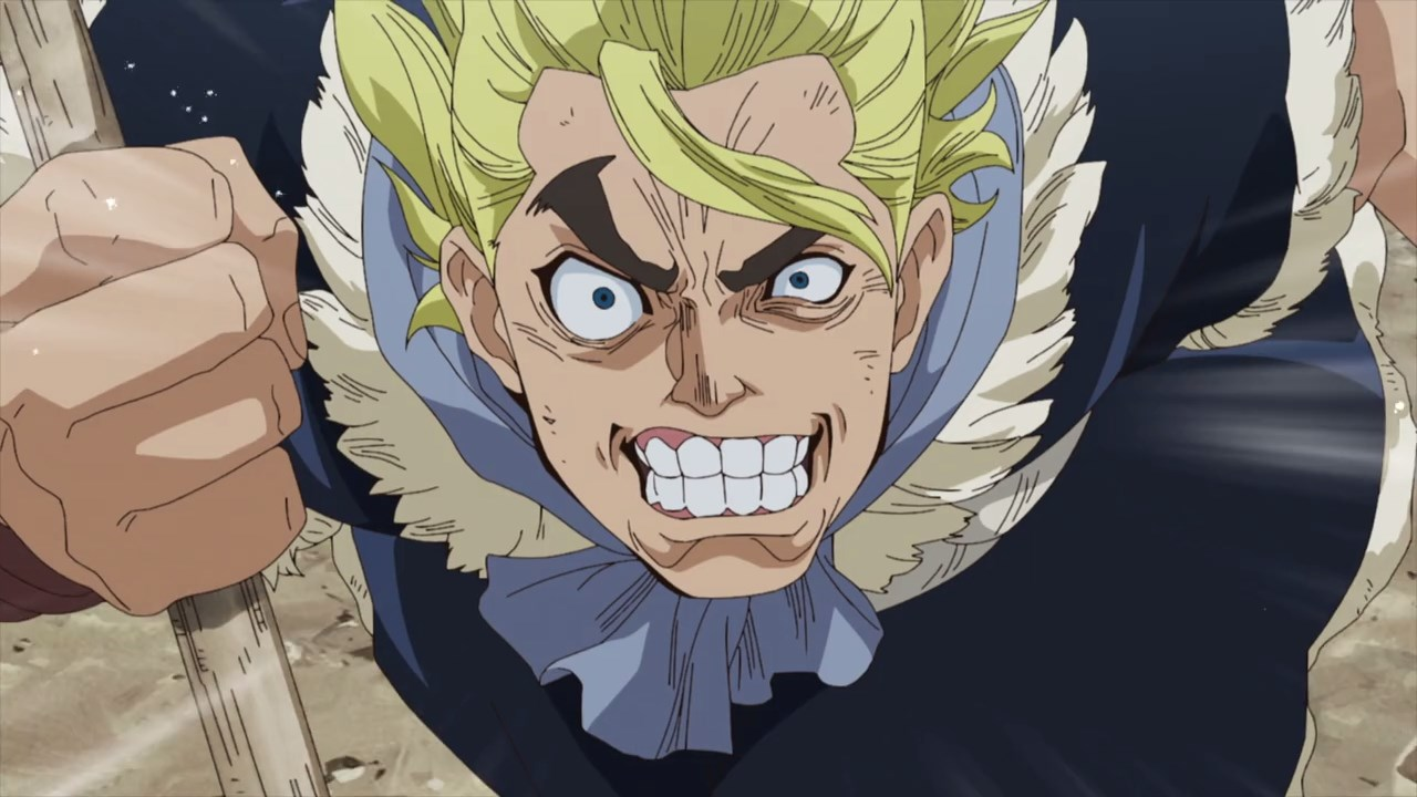 Featured image for Dr. Stone: Stone Wars Episode #04