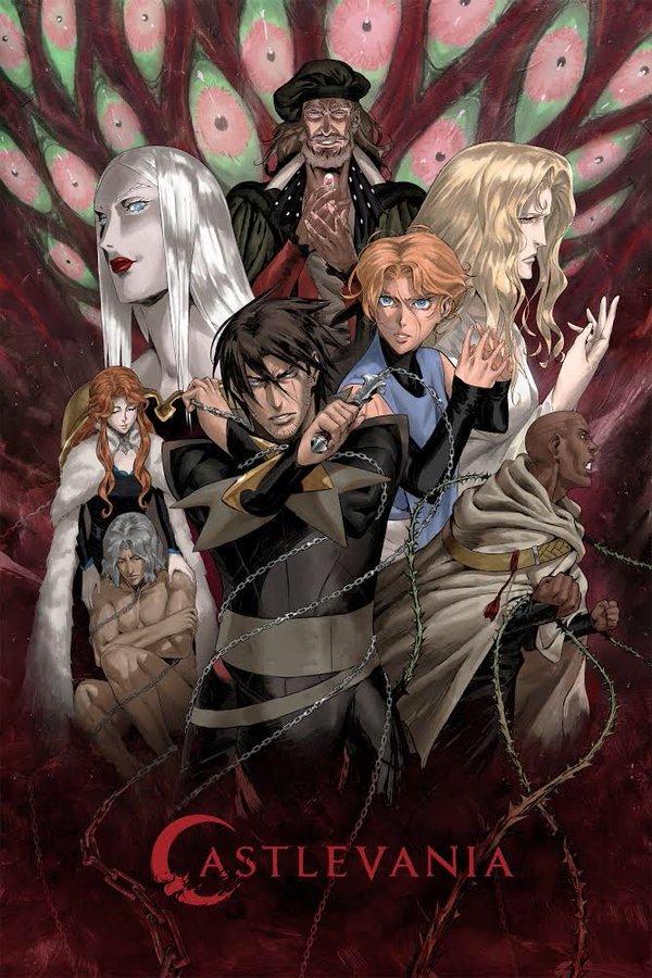 Featured image for Castlevania (Season 3)