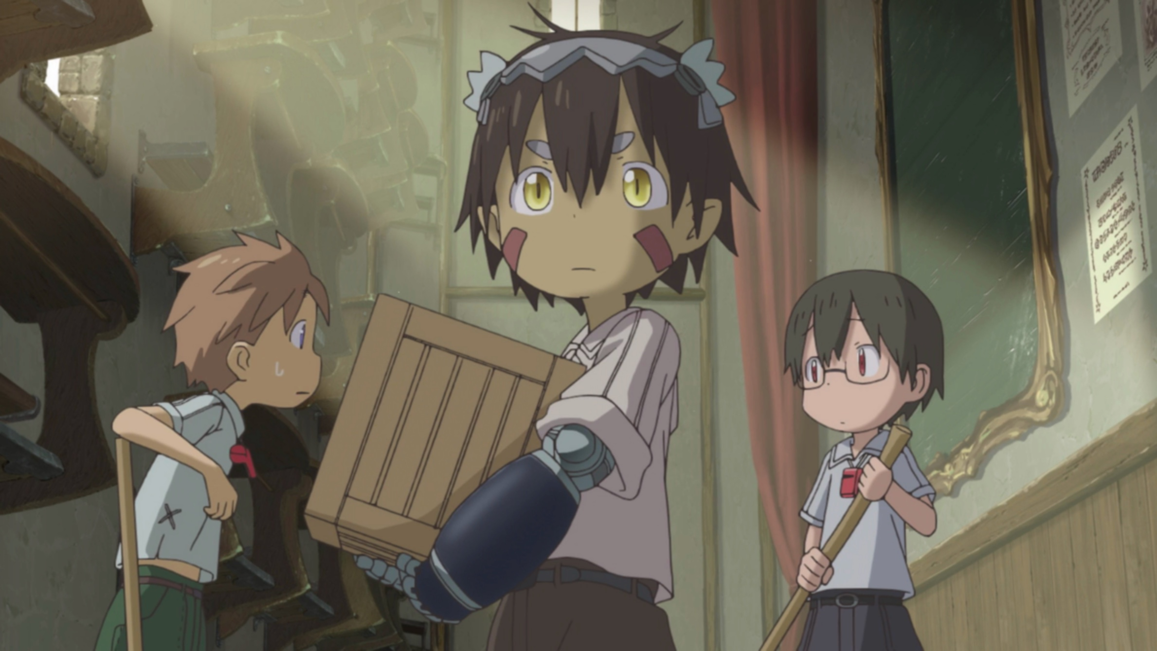 Featured image for Made in Abyss Episode 2 Review: Hiding in Plain Sight and a Mother's Choice