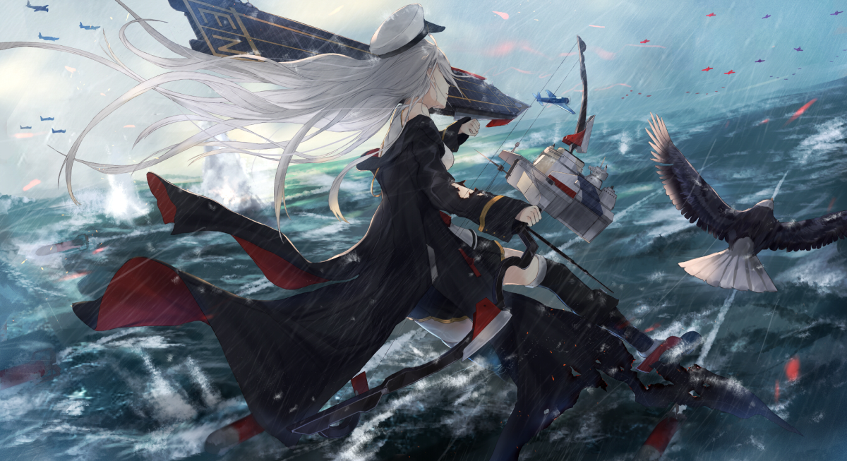 Featured image for Anime Review 177 Azur Lane