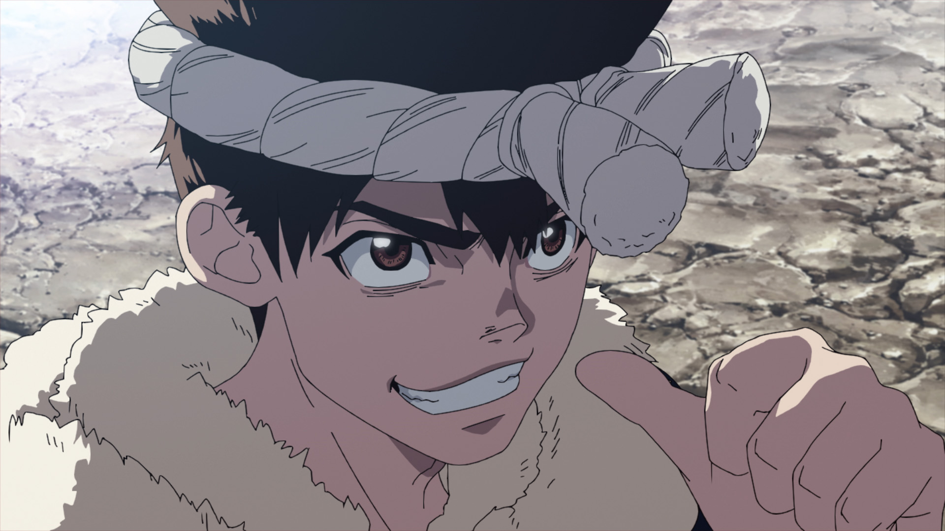 Featured image for Weekly Review — Dr. Stone: Stone Wars Episode 4