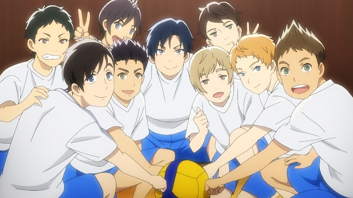 Featured image for 2.43 Seiin Koukou Danshi Volley-Bu – 5 [Stand By Me]