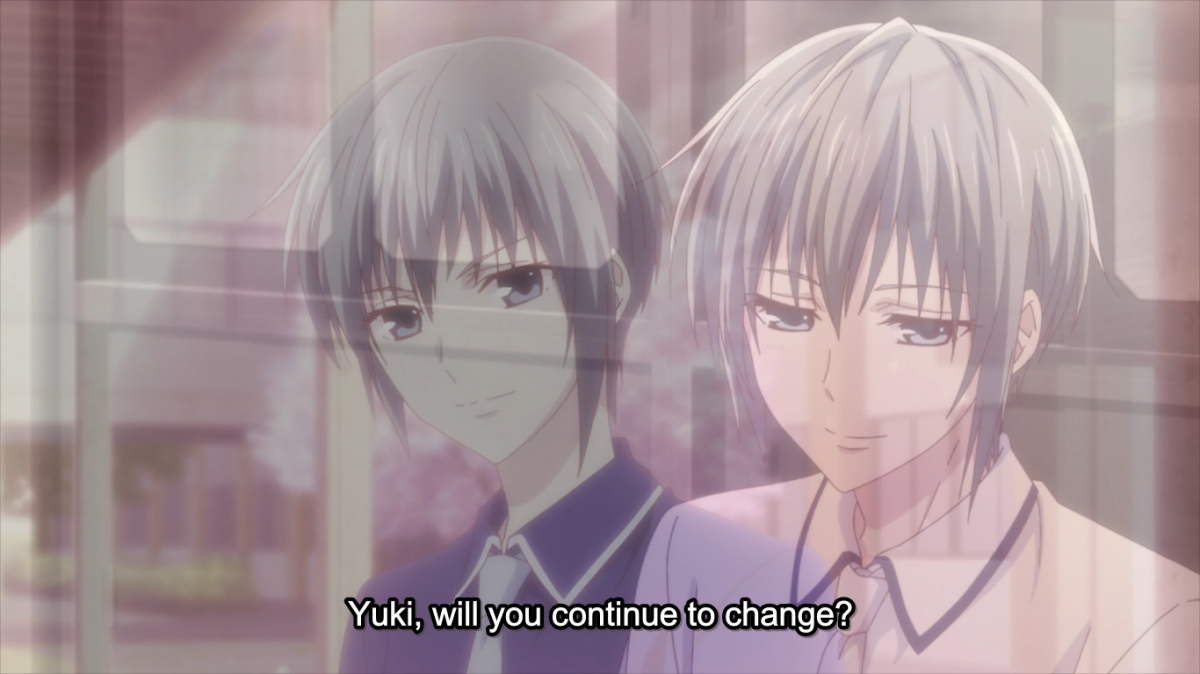 Featured image for Fruits Basket Episode 26: The Evolution of Yuki