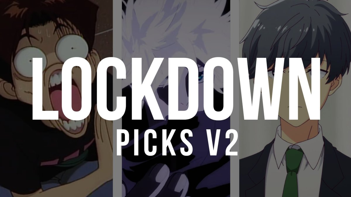 Featured image for More Anime I've Been Watching In Lockdown | GITM Podcast Ep. 81