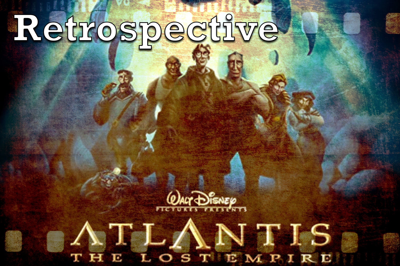 Featured image for Atlantis: The Lost Empire — Twenty Years, and It's Still One of Disney's Most Unusual Films