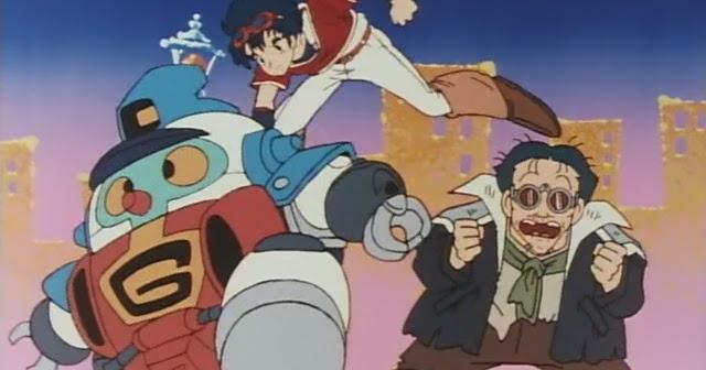 Featured image for Choriki Robo Galatt - Episode 01